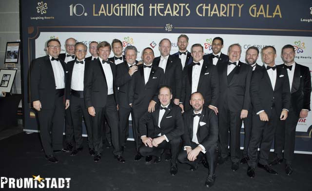10. Laughing Hearts Charity Gala