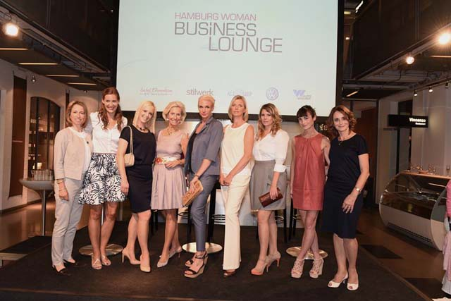 "vierte ""Hamburg Woman Business Lounge"""